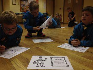 Principia, Tim Peake, Scouts, Space Diary, STEM, teaching resources, primary education