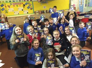 Cooper and Jordan School, Principia, Primary Education, Space Diary, Tim Peake, ISS, astronauts