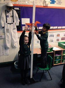 Shrubland Street Primary School, STEM, Principia, Space Diary, Tim Peake