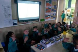 oxford road community school, orsanauts, principia, tim peake, space diary