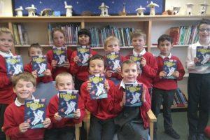 hillmead primary school, principia, space diary, tim peake