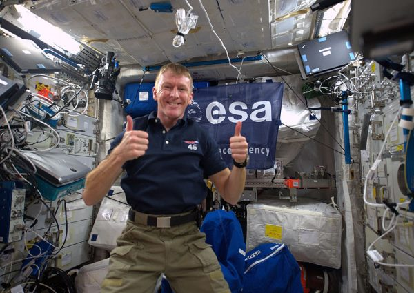 Tim Peake to tour UK!