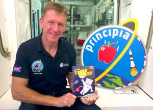 Tim Peake, Space Diary, Principia, ISS, primary teachers, UK