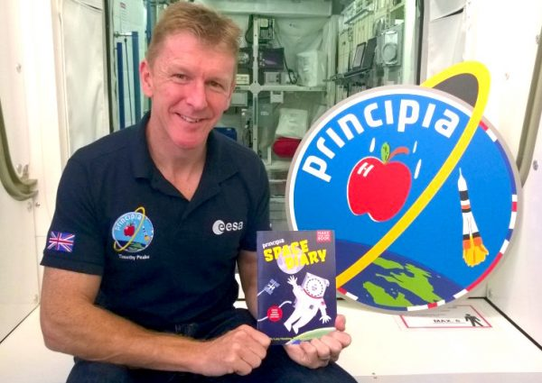 The Principia Space Diary programme returns in 2017