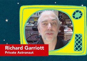 richard garriot, astronaut, principia space diary