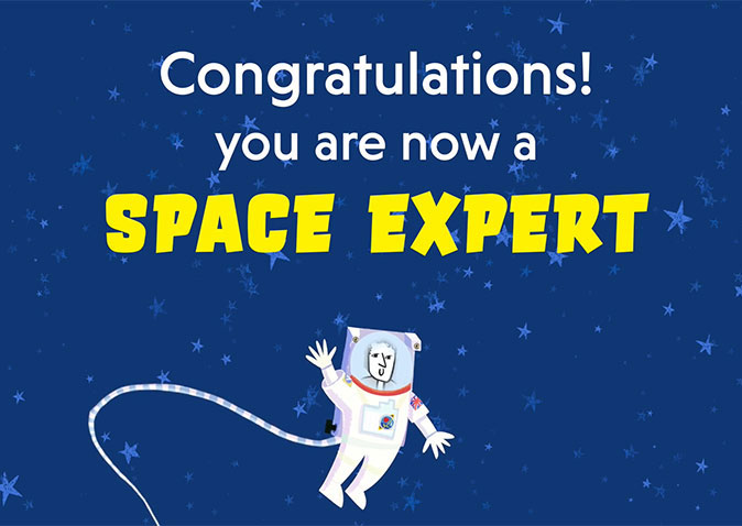 Chapter Six: Space Expert Status