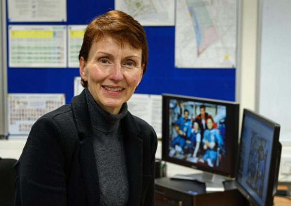 Helen Sharman: Britain's first astronaut