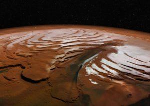 mars diary, mars facts, chasma boreale
