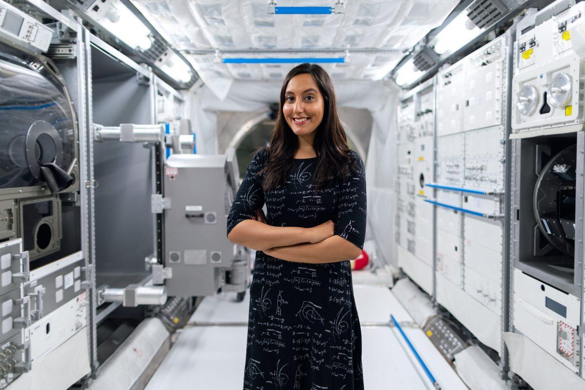 Vinita Marwaha Madill: Space Operations Engineer