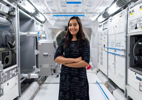Vinita Marwaha Madill: Space Operations Engineer