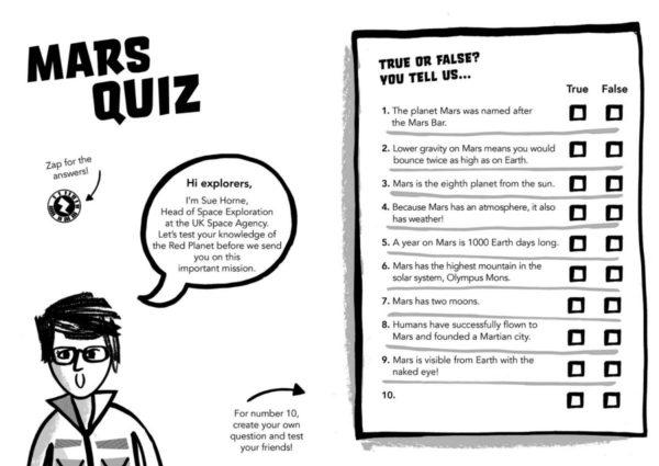 Mars Quiz