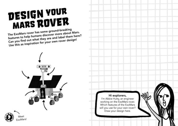 Design Your Mars Rover