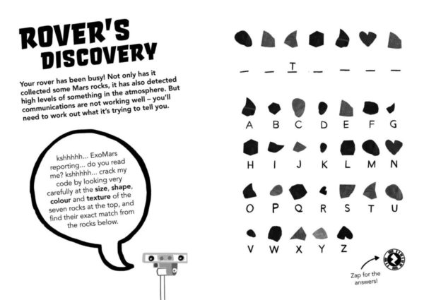 Rover's Discovery