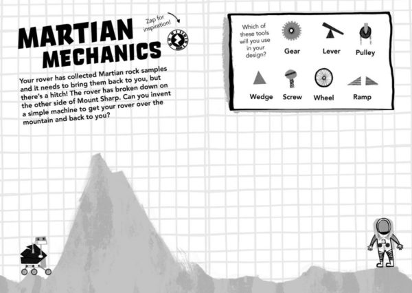 Martian Mechanics