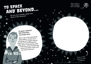 Deep Space Diary, Discovery Diaries, To Space And Beyond