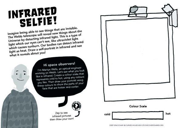 Infrared Selfie