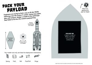 Deep Space Diary, Discovery Diaries, Pack Your Payload