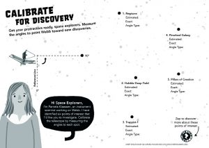 Deep Space Diary, Discovery Diaries, Calibrate for Discovery