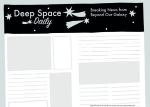 Deep Space Diary, Discovery Diaries, Deep Space Daily