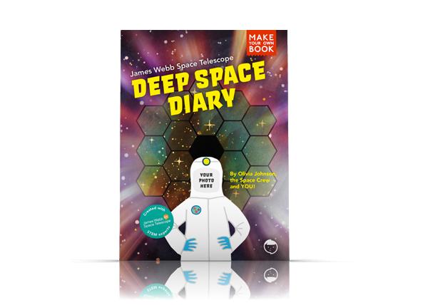 Deep Space Diary PRE-ORDER