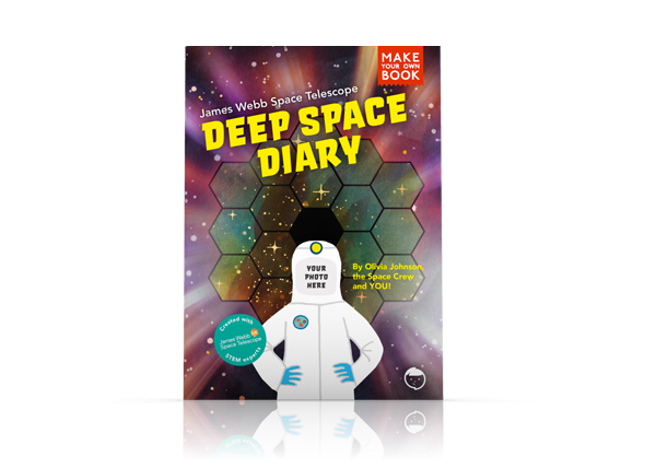 Deep Space Diary, Discovery Diaries, Deep Space Diary Book