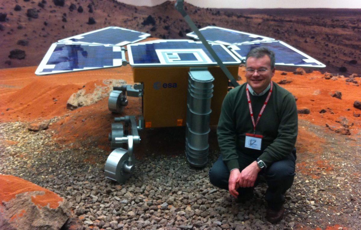 Stephen Lewis: Professor of Atmospheric Physics