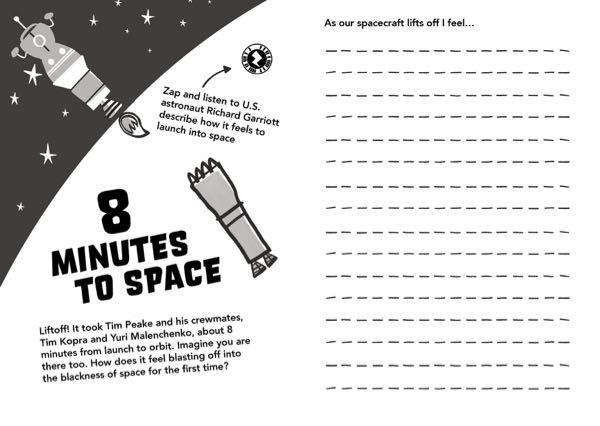 Principia Space Diary 8 Minutes to Space