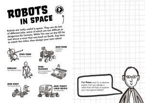 Principia Space Diary Robots in Space