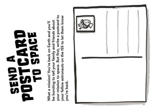Send a Postcard to Space