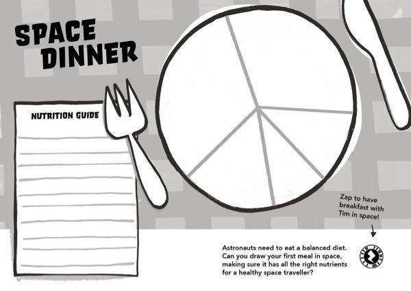 Space Dinner