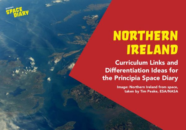 Space Diary Curriculum Guide Northern Ireland