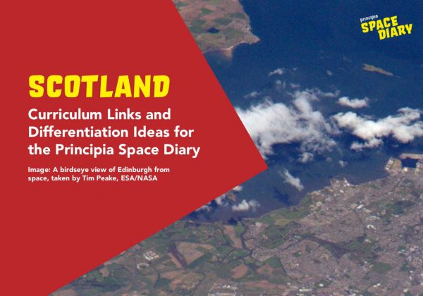 Space Diary Curriculum Guide Scotland