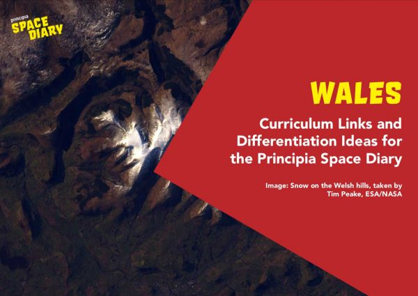 Space Diary Curriculum Guide Wales