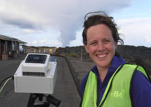 Tamsin Mather: Volcanologist
