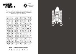 Word-Search-1 Mars Diary