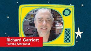 richard garriott, principia space diary, astronaut