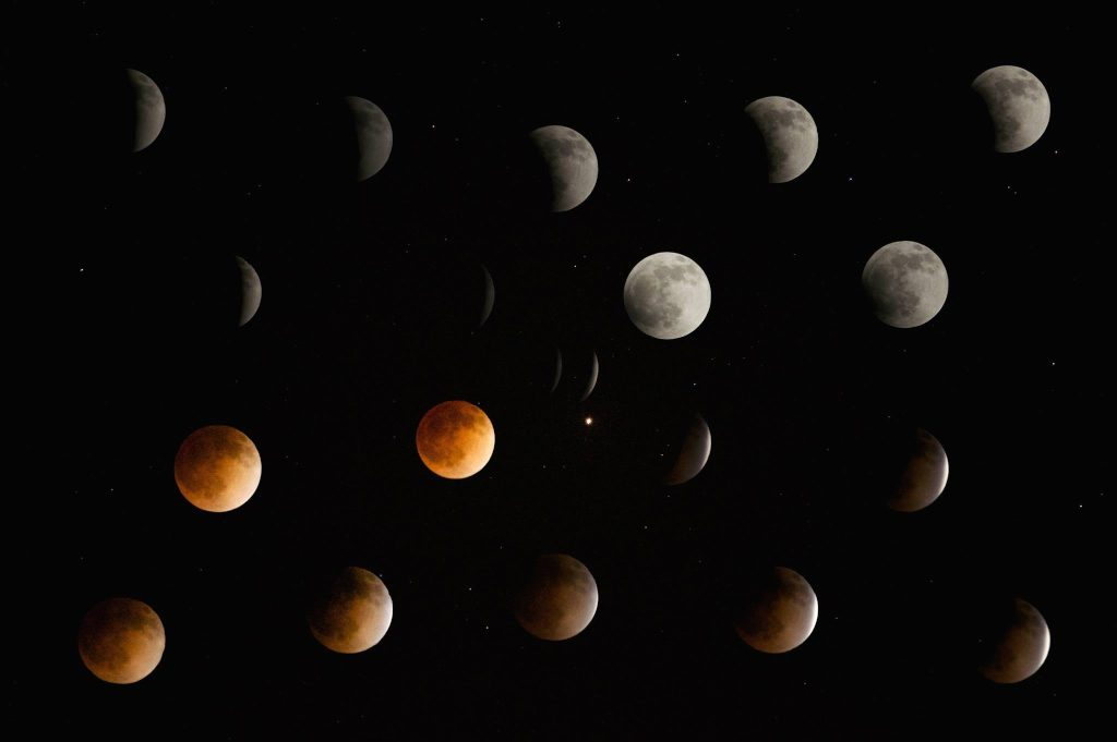 blood moon, NASA, super blue blood moon, space, STEM