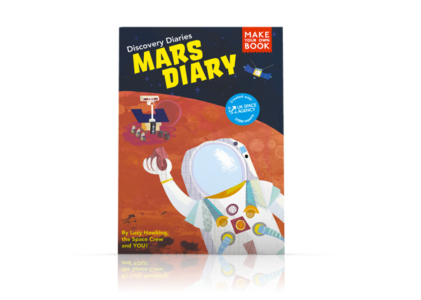 Mars Diary – Single Book