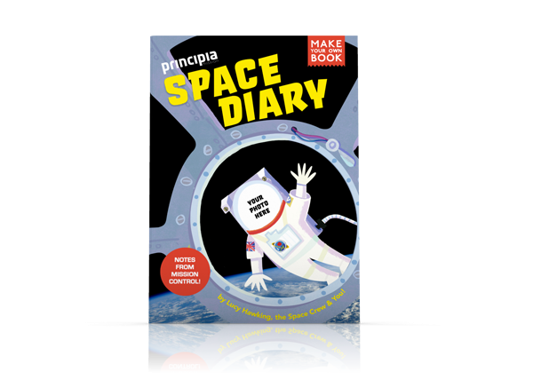 Principia Space Diary Primary Science STEM Tim Peake UKSA