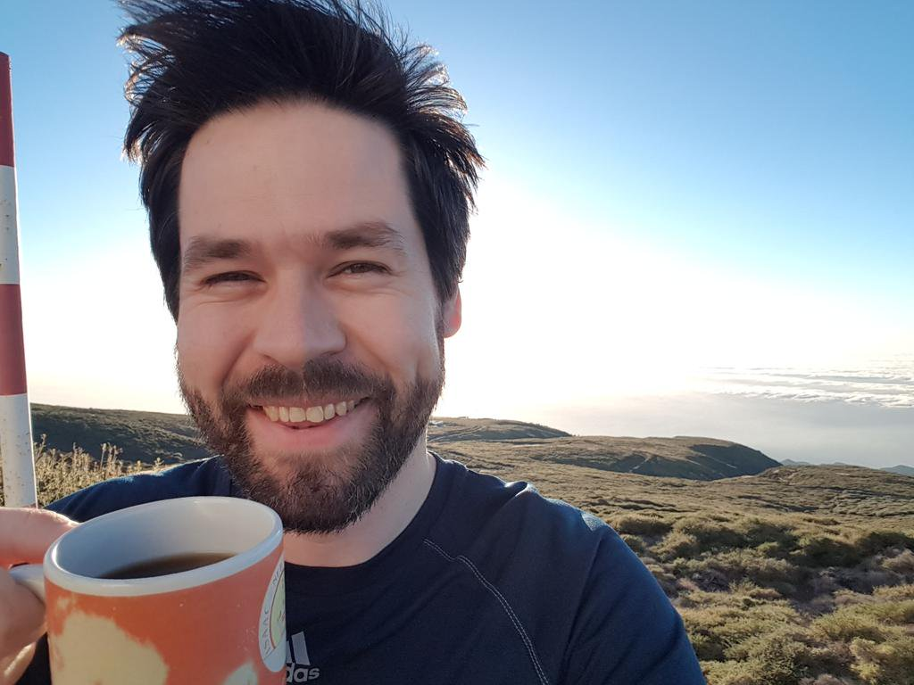 Alastair Bruce: Postdoctoral Research Astronomer