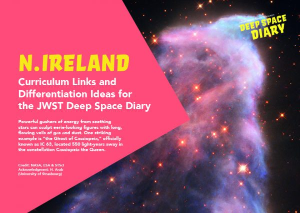Deep Space Diary Curriculum Guide Northern Ireland