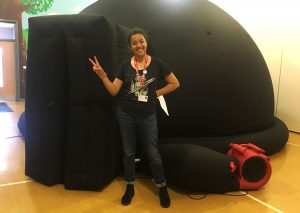 Naomi Rowe-Gurney, James Webb Space Telescope, JWST, Webb, Astronomer