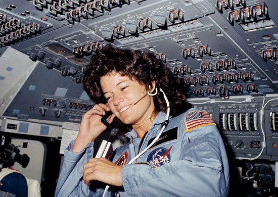 Dr. Sally Ride: America's First Female Astronaut