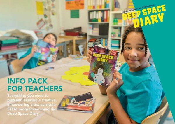 Deep Space Diary Info Pack for Teachers