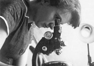 Deep Space Diary, Rosalind Franklin