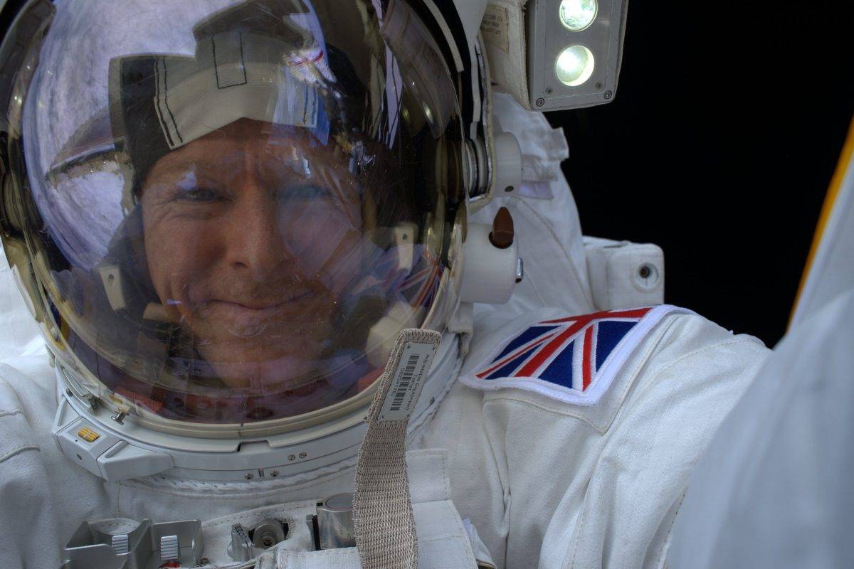 Tim Peake: The Principia Mission