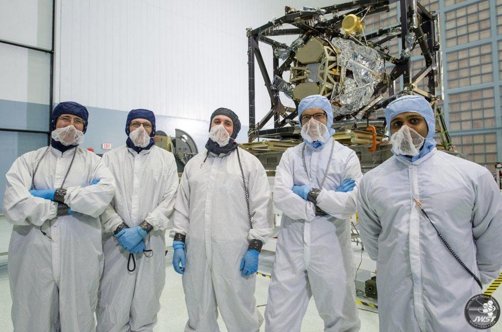 Piyal Samara-Ratna, JWST, MIRI, Engineer
