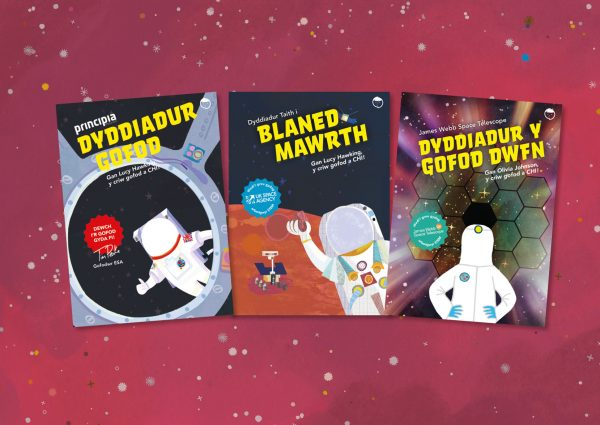 Primary school science programme starring ESA Astronaut Tim Peake translated to inspire next generation of Welsh astronauts